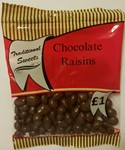 Chocolate Raisins 165g