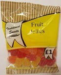 Fruit Jellies 180g
