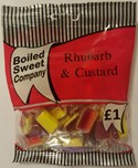 Rhubarb and Custard 180g