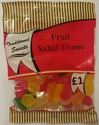 Fruit Salad Gums 180g
