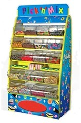 Pick and Mix Stand with 20 Bins